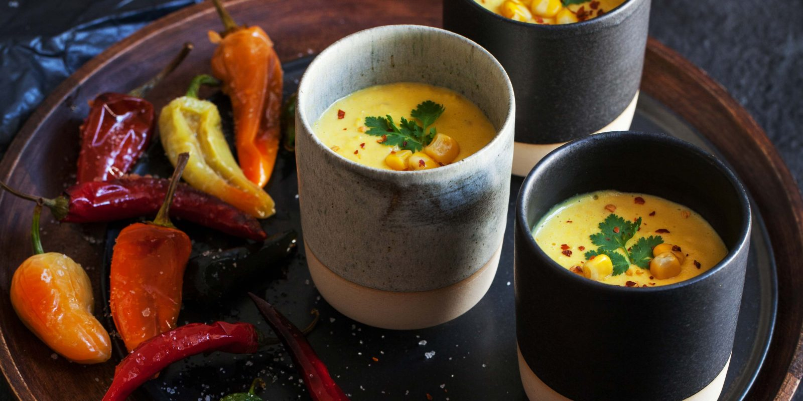 Picture for Creamy Maize Soup