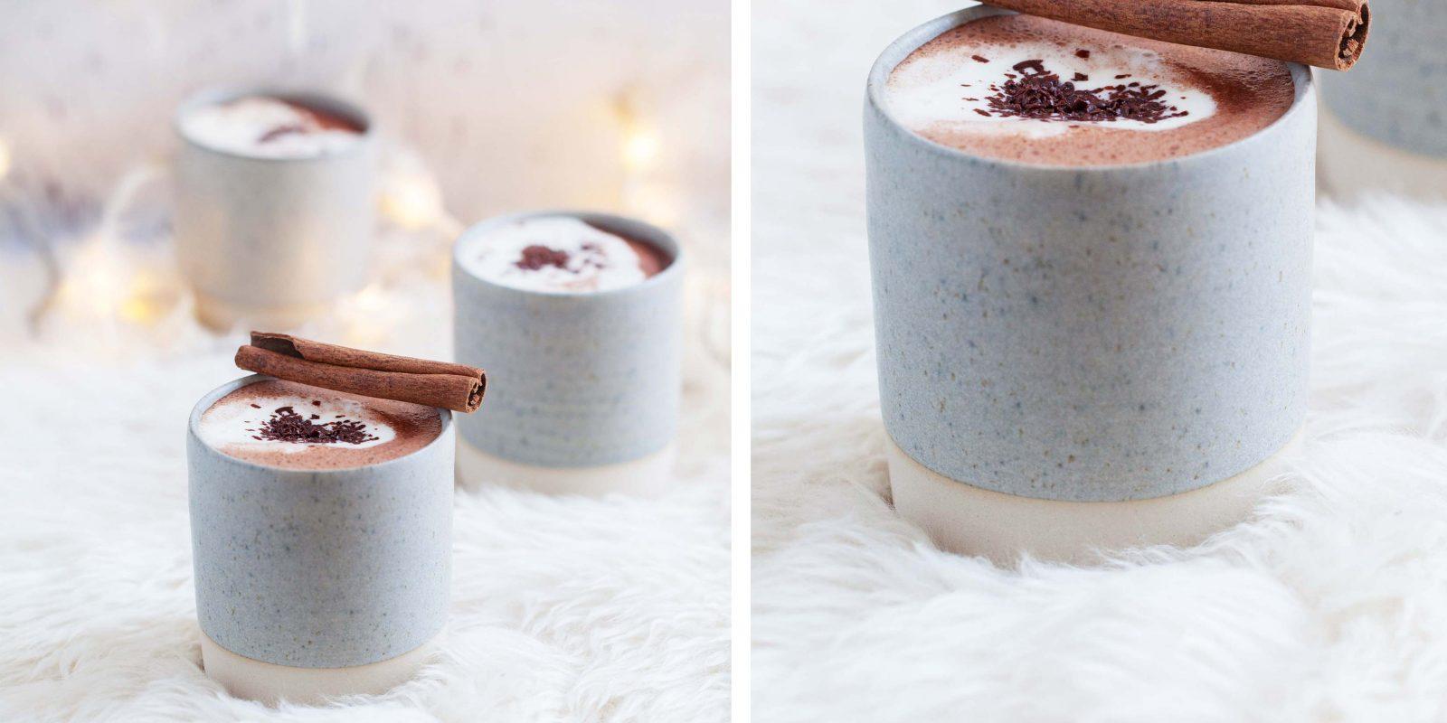Bild für Schokoladensuppe mit Zimt
