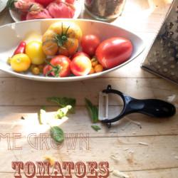 Bild für Tomaten – die absoluten Alleskönner