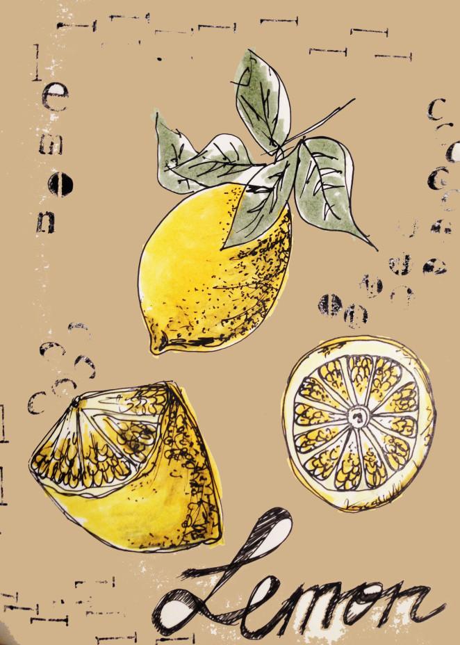 Was Zitronen so alles können….