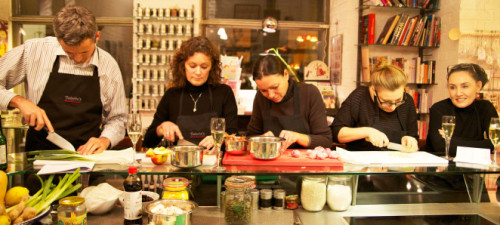 Picture for Fish Cookery Class at Babette's