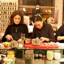 Bild für Fischkochkurs bei Babette's