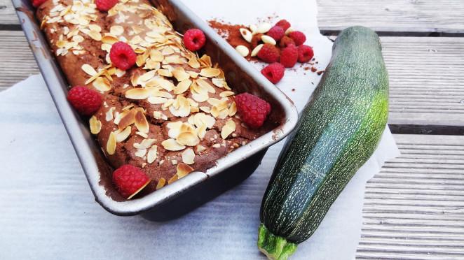 Zucchini Schokolade Kuchen