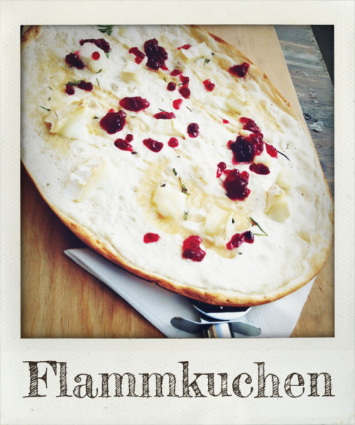 Picture for Totally Chic, Totally Crispy –  Tarte Flambée