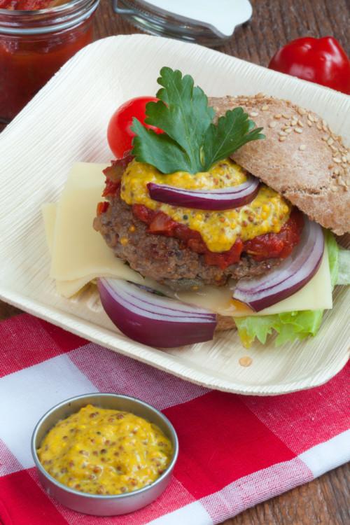 Bild für Phänomenale Burger