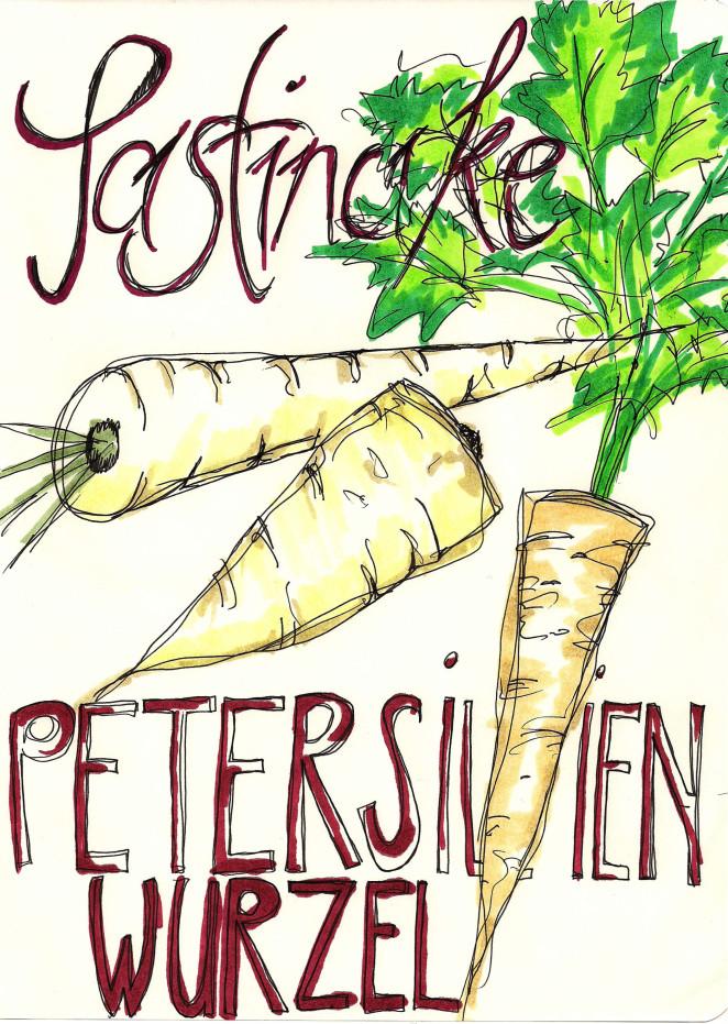 Pastinaken & Petersilienwurzel – zum Verwechseln ähnlich