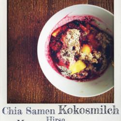 Bild für Von Quinoa- über Hirse- bis zu Polentaporridge