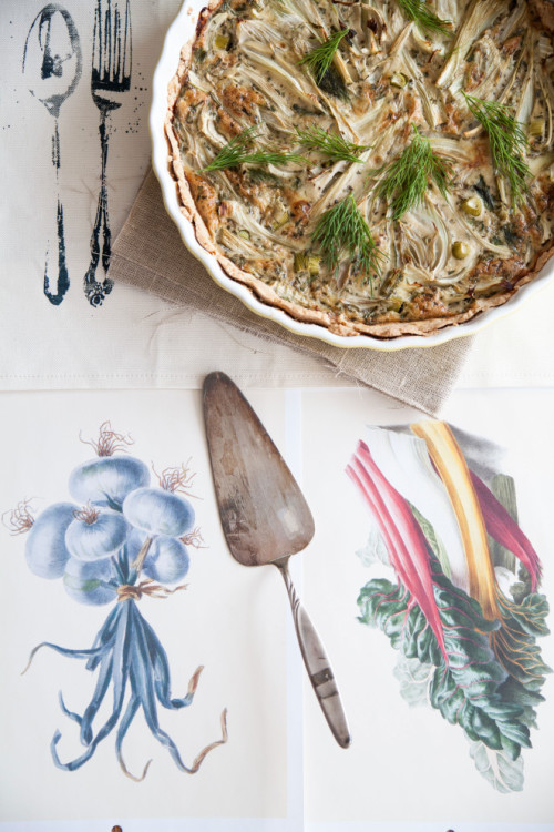 Picture for Fennel Tart
