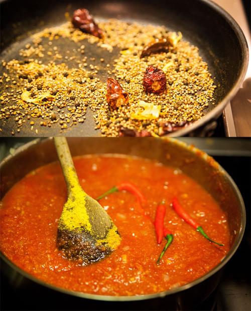 Bild für Curry Kochkurs bei Babette's