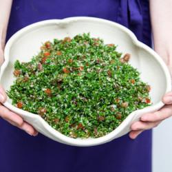Bild für Tabouleh – einmal klassisch, einmal glutenfrei