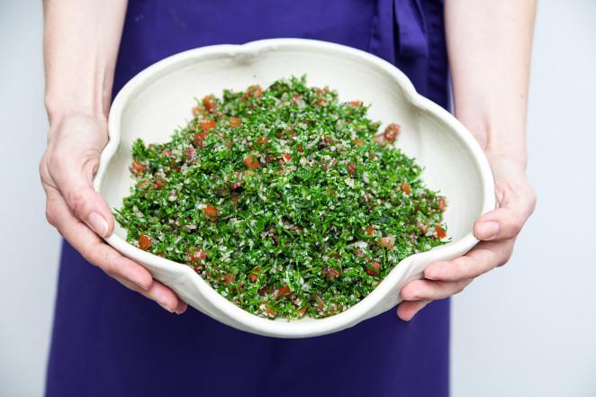 Tabbouleh - A Gluten-Free Classic - Foodtastic