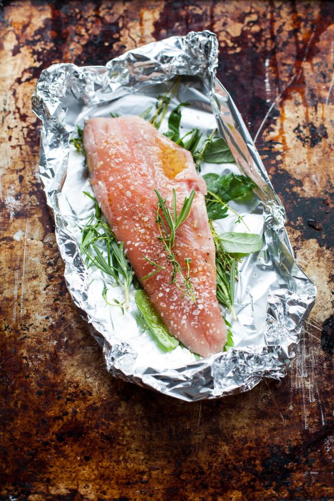 50 x Fisch für die Feldküche im MAK