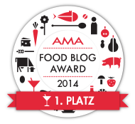 AMA-food-blog-award-winner