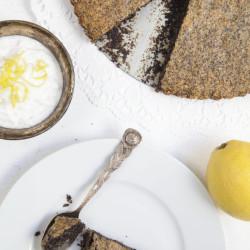Bild für Saftige Mohntarte aus dem neuen Suppito Kochbuch