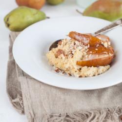 Bild für Einmal Hirse-Porridge für den ORF