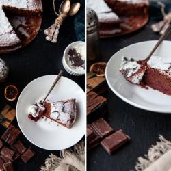 Bild für Schokoladekuchen mit Roter Rübe