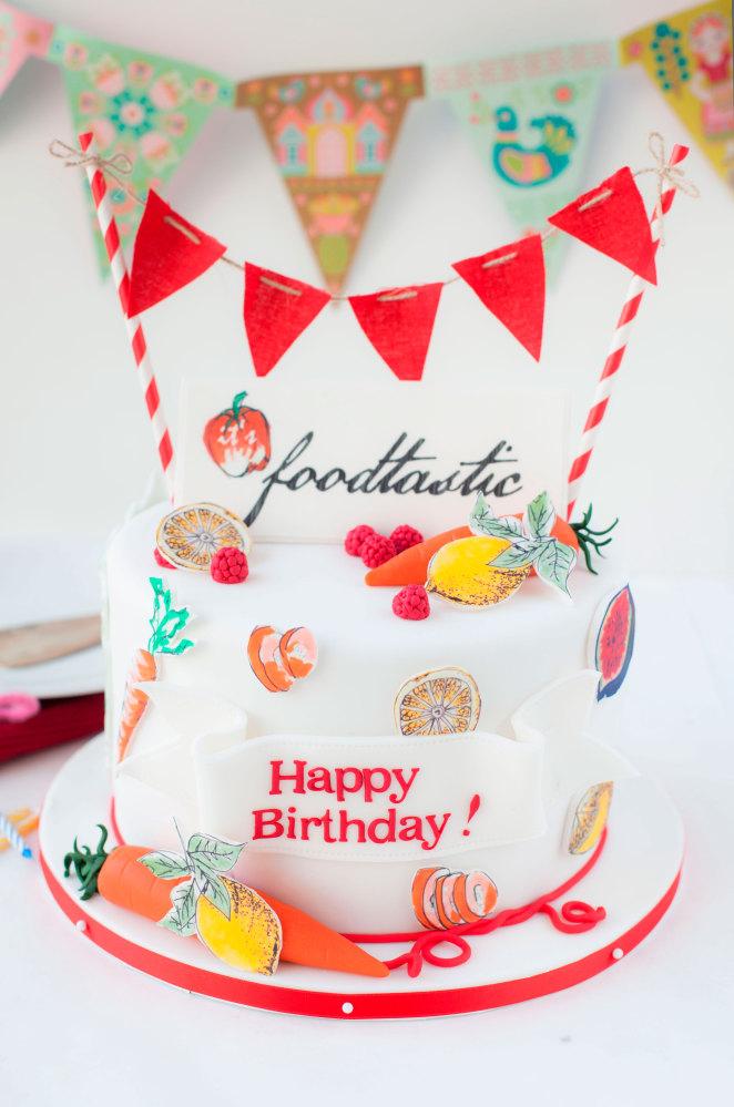 Happy 1st Anniversary Foodtastic