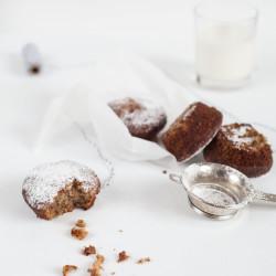 Bild für Low-carb Muffins mit Mohn und Kokosöl