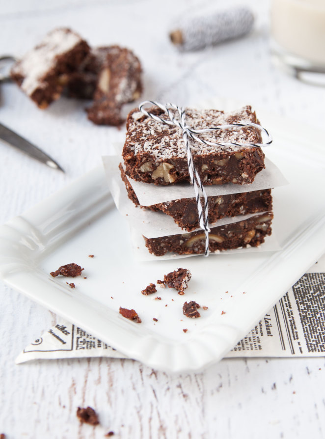 Life will be sweet – Brownies