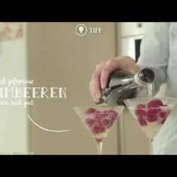 Bild für Merkur – Himbeer Prosecco Cocktail