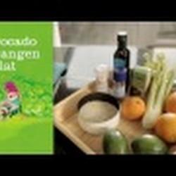 Bild für SONNENTOR Orangen Avocado Salat