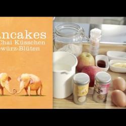 Bild für SONNENTOR Pancakes mit Chai Küsschen
