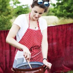 Bild für Kirschmarmelade beim Kirschenfest