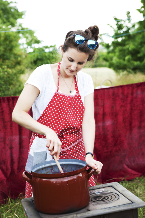 Picture for Cherry Preserves at the Cherry Festival