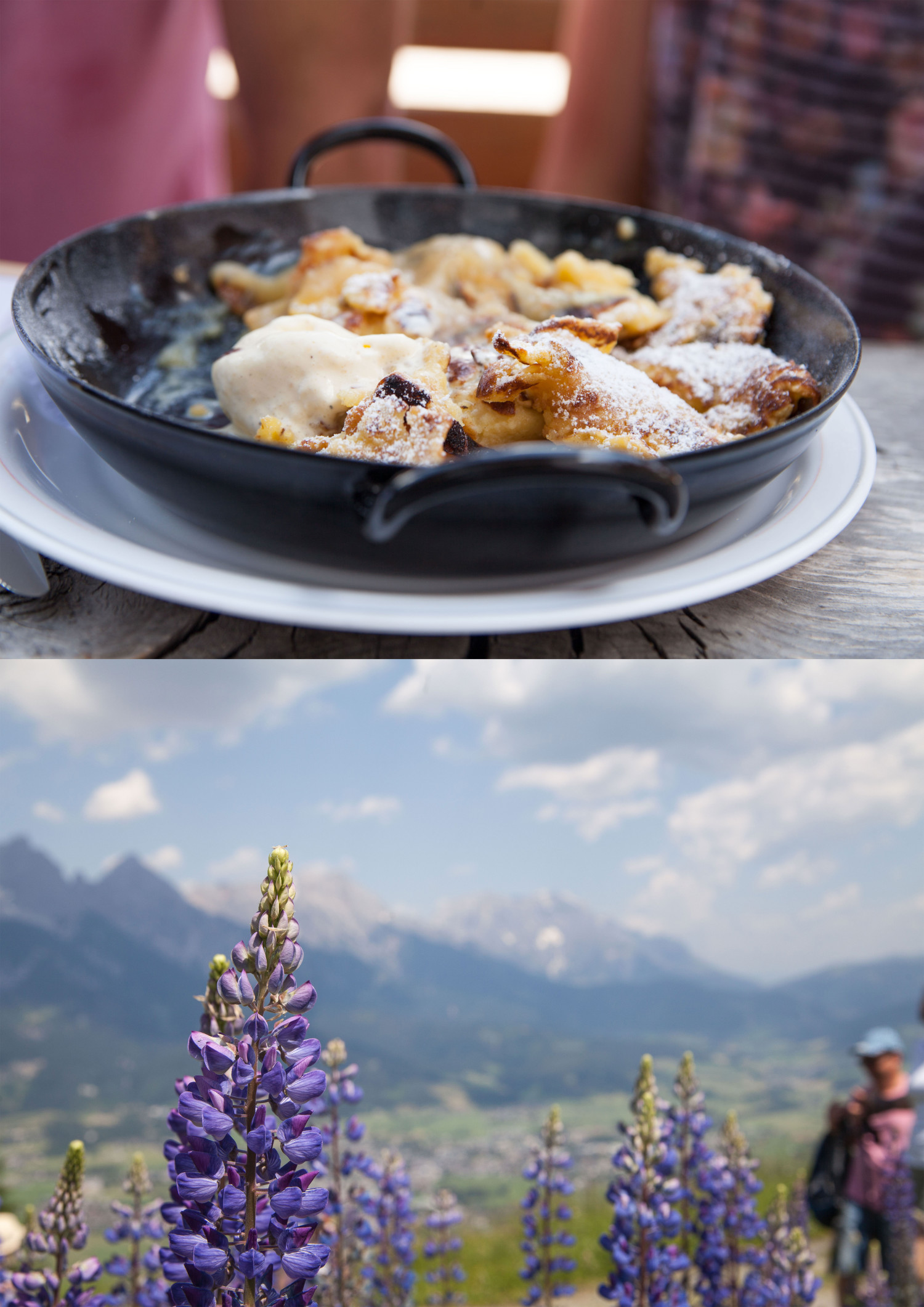 Kulinarik im Forsthofgut