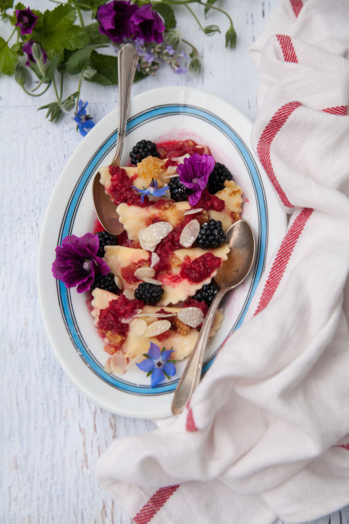 Bild für Süße Ravioli