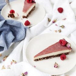 Bild für Raw-Superfood-Cheesecake mit Beeren