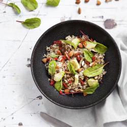Bild für Quinoa-Superfood-Salat mit Shiitake Pilzen