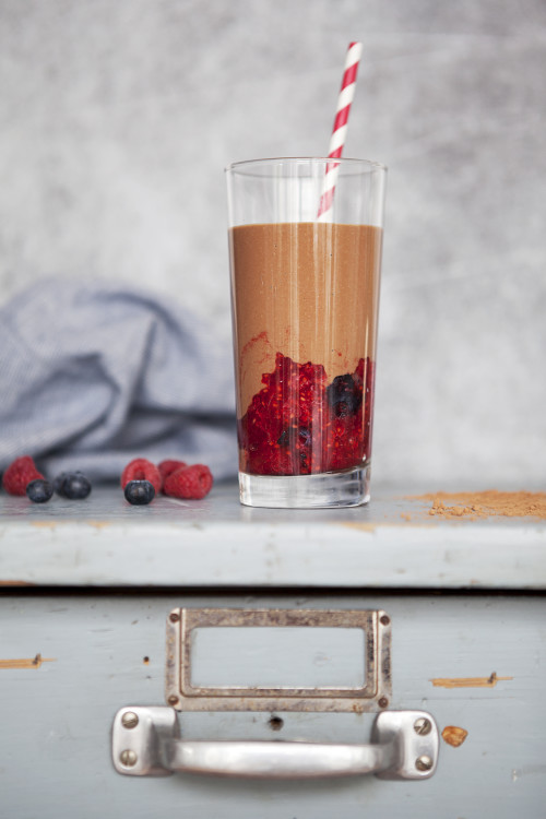 Picture for Cocoa and Berry Energy Shake