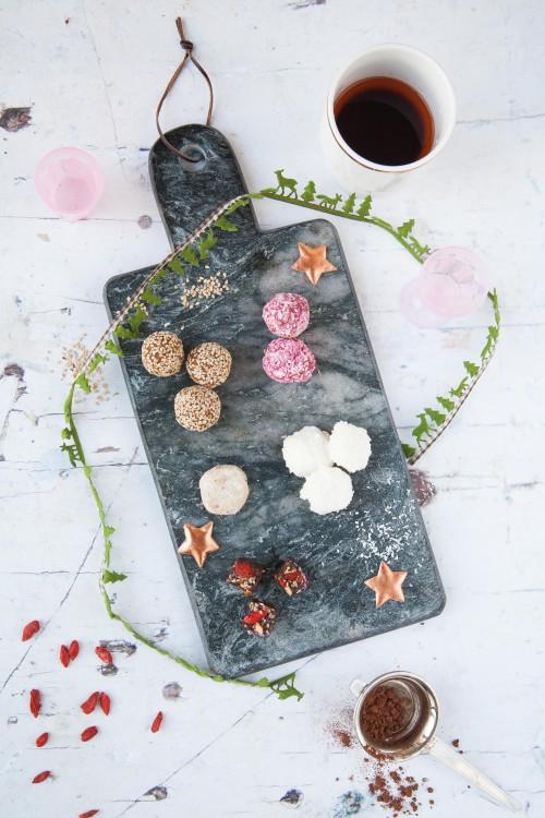 Bild für Raw Food Weihnachtsbäckerei