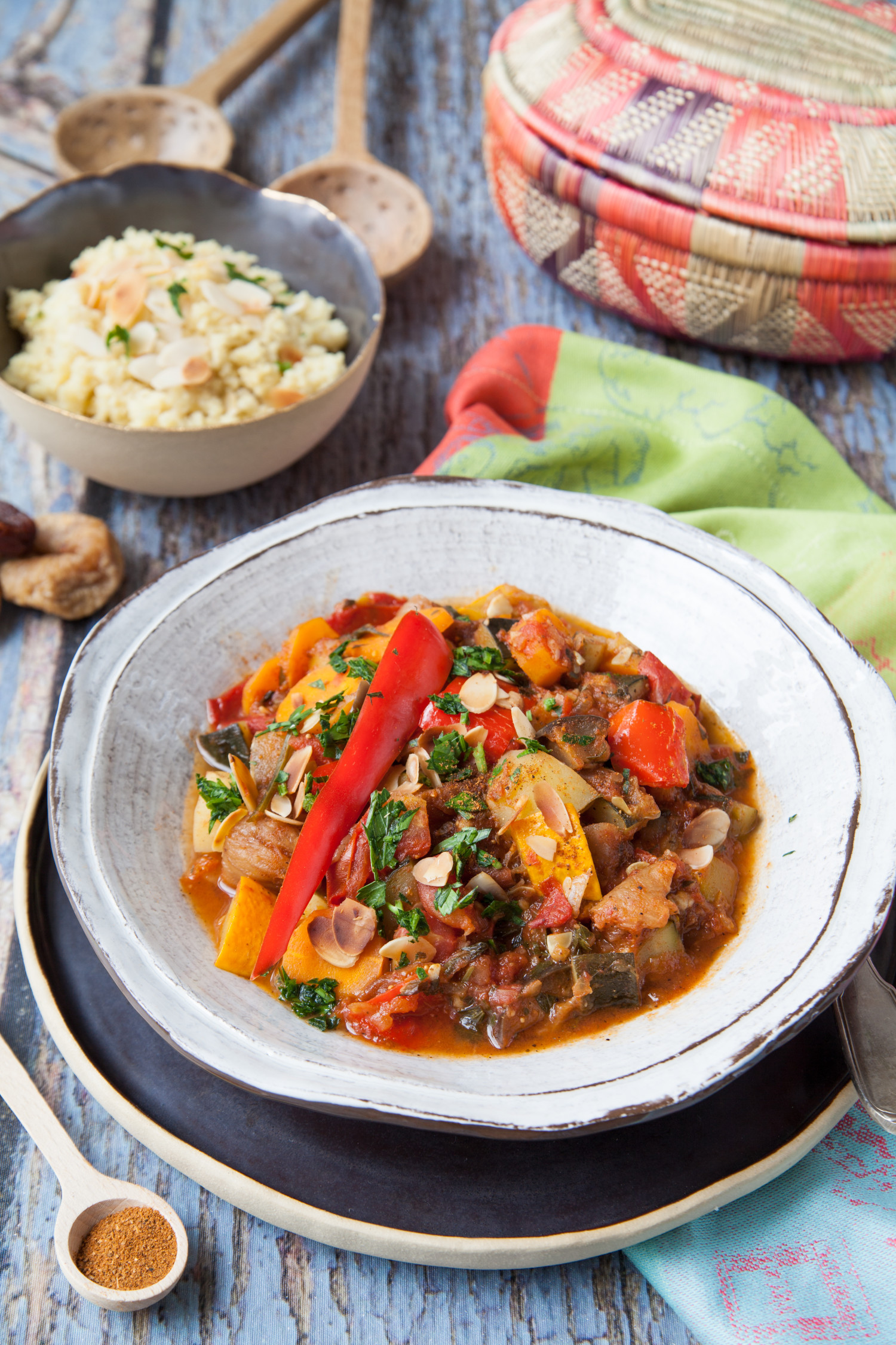 Vegetable Tagine – Warmth from the Inside Out