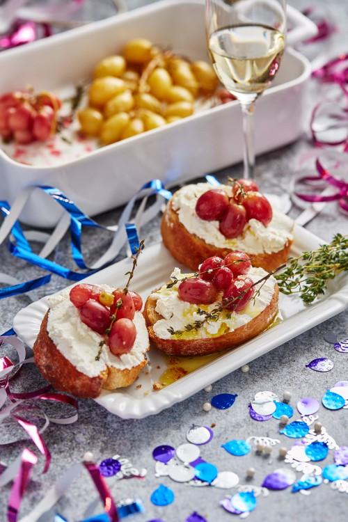 Bild für Silvestersnacks & Bräuche