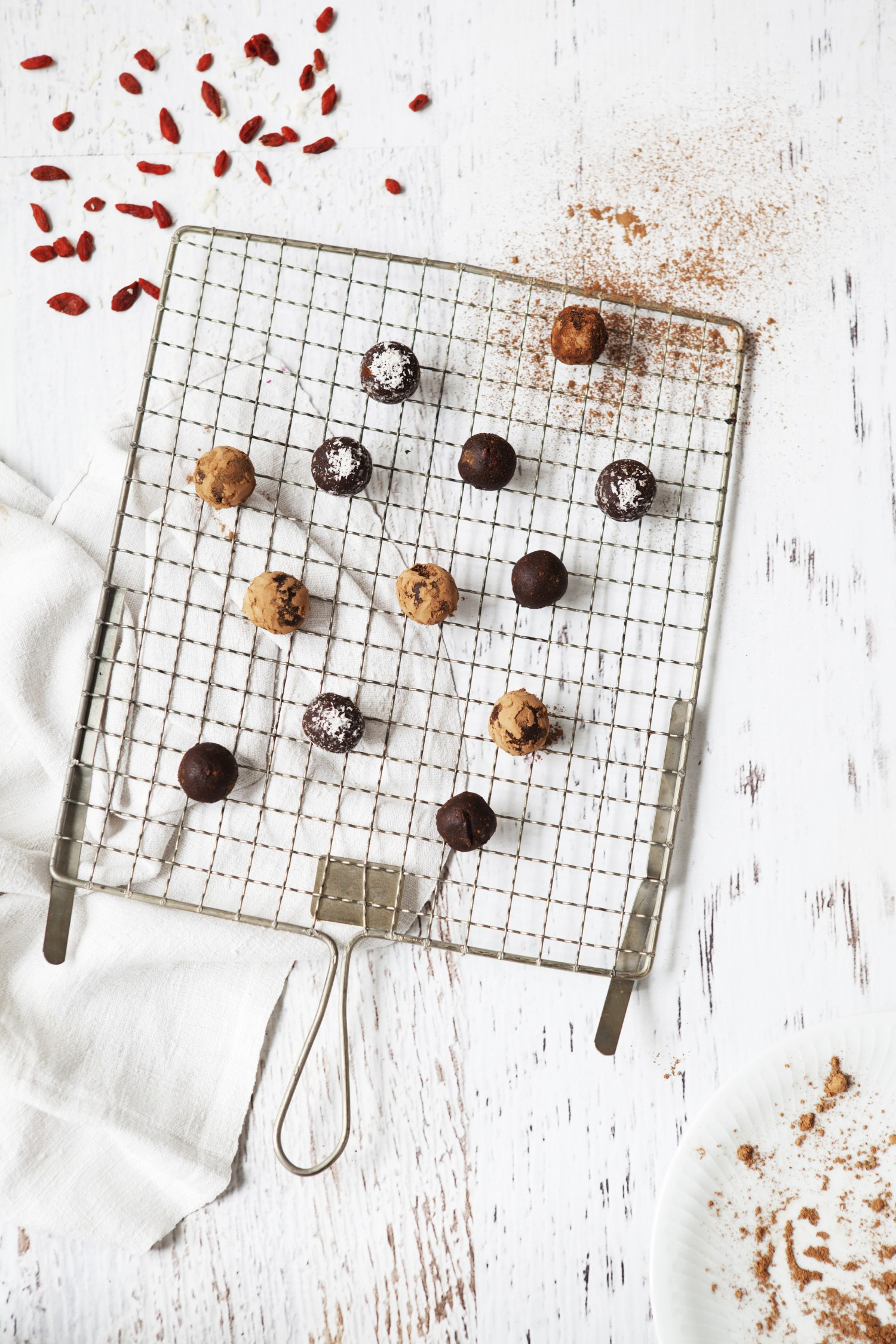 Oscar-Worthy Superfood Energy Balls
