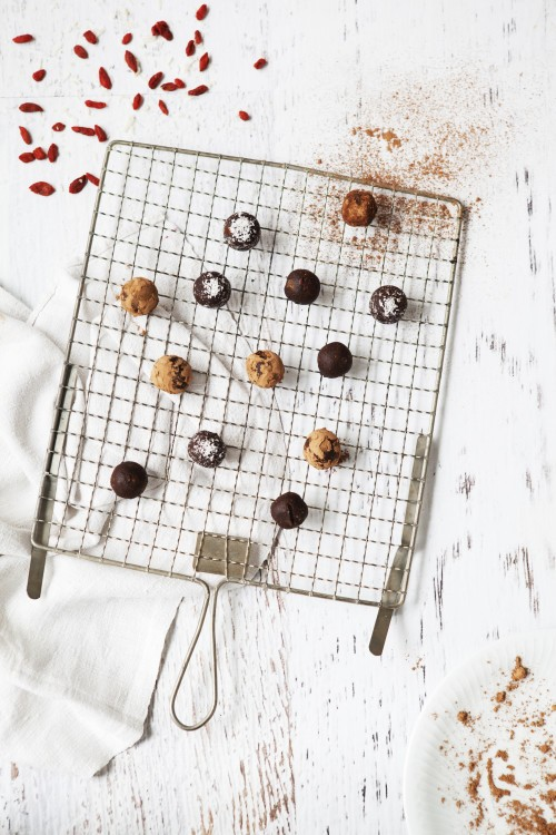 Picture for Oscar-Worthy Superfood Energy Balls
