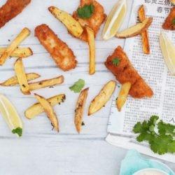 Bild für Kokos-Fish und Chips
