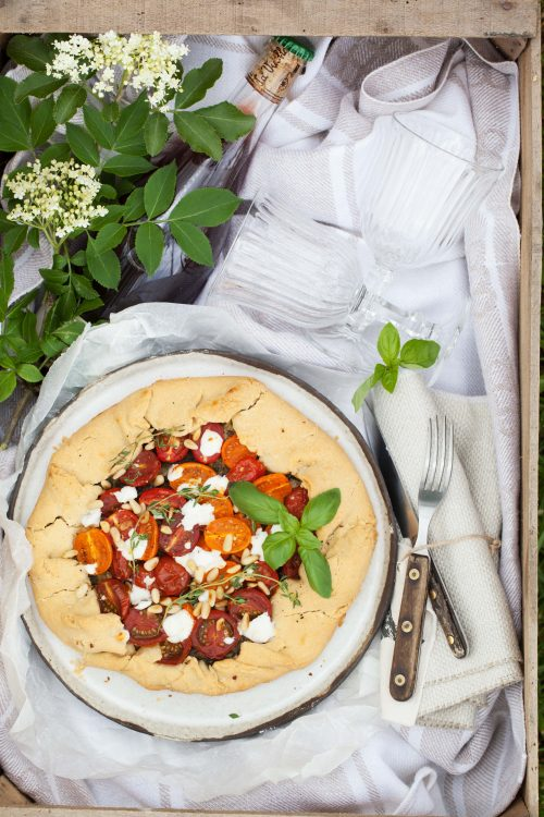 Picture for Tomato Galette – A Last Taste of Summer…