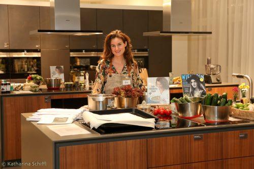 Bild für Kochen mit der WIENERIN in der Stilarena