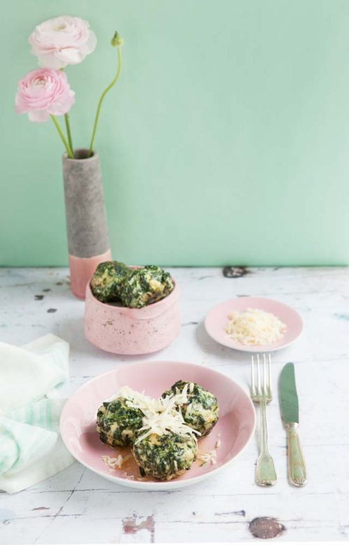 Picture for Gluten-Free Spinach Dumplings