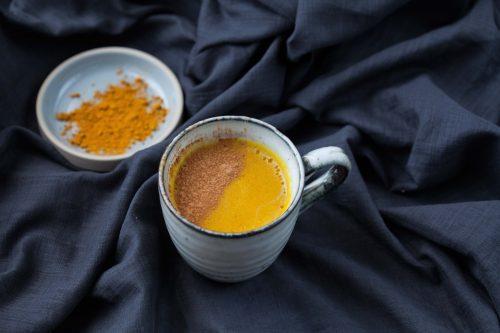 Bild für Goldene Milch – Kurkuma Latte