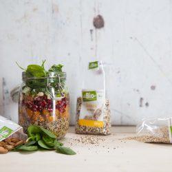 Bild für Quinoa-Süßkartoffel-Salat