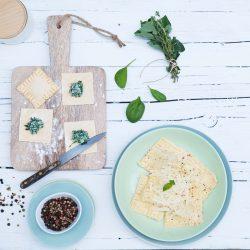 Bild für Über Zöliakie und glutenfreie Ravioli