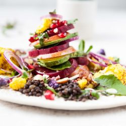 Picture for Bright Fruit and Veg Salad