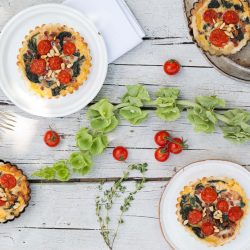 Picture for Mini Quiche with Bacon & Tomatoes