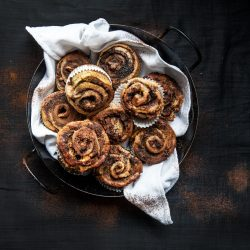 Picture for Gluten-free Apple and Cinnamon Buns