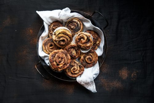 Bild für Glutenfreie Apfel-Zimt Schnecken
