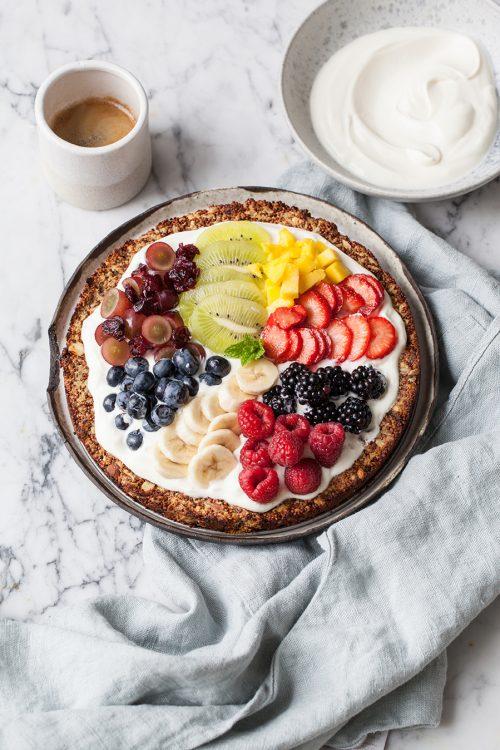 Bild für Pizza zum Frühstück